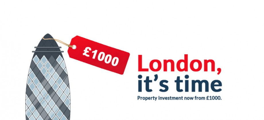 Property investment now from £1000